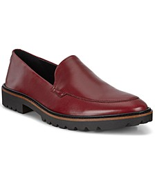 Women's Incise Tailored Loafers