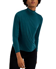 Funnel-Neck Top, Created for Macy's