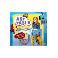 Gener8 Plastic Coloring Table with Roll Paper