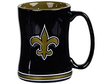 New Orleans Saints 14 oz Relief Mug