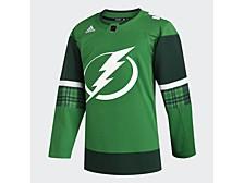 Tampa Bay Lightning Men's St. Patricks Day Authentic Pro Jersey