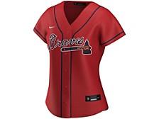 Women's Atlanta Braves Official Replica Jersey