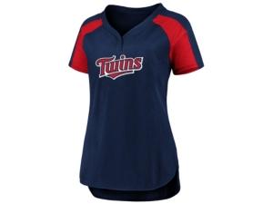 Lids Women's Minnesota Twins League Diva T-Shirt