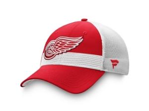 Detroit Red Wings 2020 Draft Trucker Cap