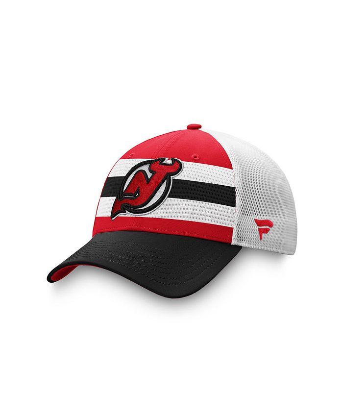 Authentic NHL Headwear - New Jersey Devils 2020 Draft Trucker Cap