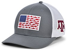 Texas A&M Aggies PFG Fish Flag Stretch-fitted Cap