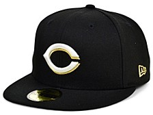 Cincinnati Reds AKA Patch 59FIFTY Cap
