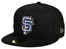San Francisco Giants Shimmer 59FIFTY Cap