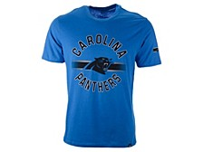 Carolina Panthers Men's Looper Super Rival T-Shirt