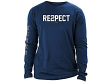 New York Yankees Derek Jeter Men's Re2pect Long Sleeve T-Shirt