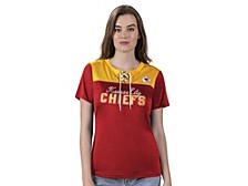 Women's Kansas City Chiefs Wild Card Jersey