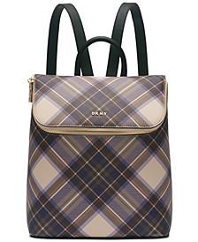 Bryant Park Top Zip Backpack