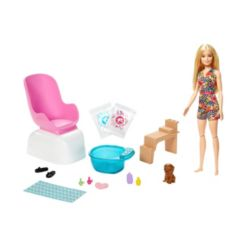 Barbie Mani-Pedi Spa