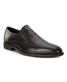 Men's Calcan Apron Toe Slip-On Oxford