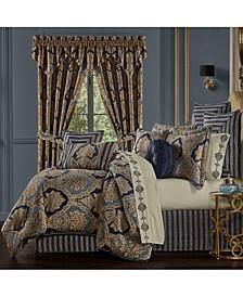Bristol Queen 4 Piece Comforter Set