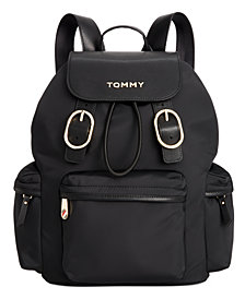 Tommy Hilfiger Nylon Backpack