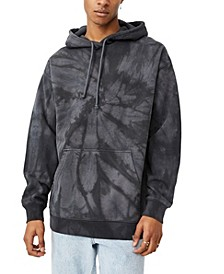 Men's Drop Shoulder Pullover Fleece