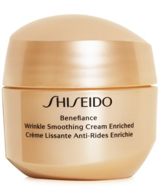 Benefiance Wrinkle Smoothing Cream Enriched, 0.7-oz.