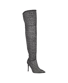 Women's Bonis Over The Knee Dress Boots