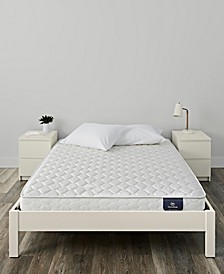 "Sleep True Dunesbury II 5"" Firm Mattress- Twin"