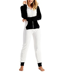 Fleece One Piece Unionsuit, Created for Macy's
