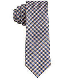 Men's York Slim Plaid Tie