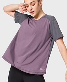 Women Quick-Drying Running T-Shirt