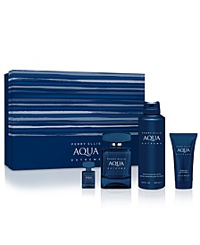 Men's 4-Pc. Aqua Extreme Gift Set