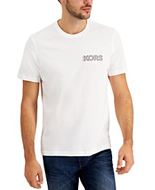 Men's Globe Logo Graphic T-Shirt
