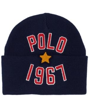 Polo Ralph Lauren Men's Cold Weather Cuff Hat