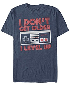 Men's Nintendo Leveling Up Short Sleeve T-shirt