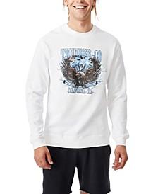 Men's Crew Fleece T-shirt