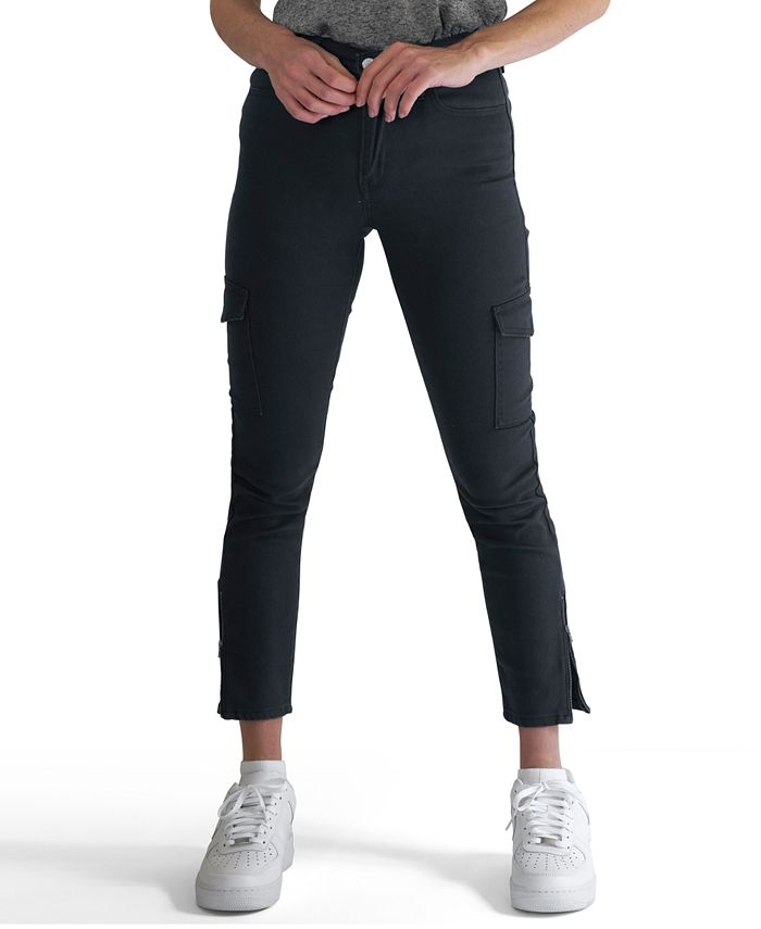 Levi's - 721 Slim-Fit Cargo Ankle Jeans