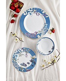 Garden Bloom 12-Pc. Dinnerware Set, Service for 4, Created for Macy's