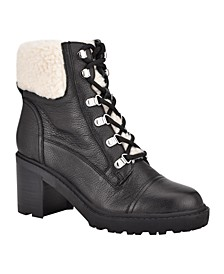 Women's Lakynn Combat Boots