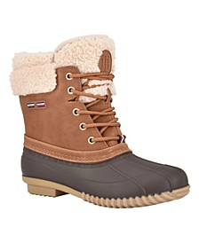 Women's Mysty Duck Boots