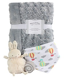 Baby Boys and Girls Roly Poly 5 Piece Baby Gift Set
