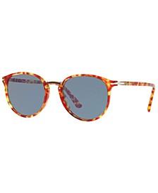 Men's Sunglasses, PO3210S 51