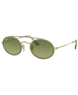 Ray Ban RAY-BAN UNISEX SUNGLASSES, RB3847N 52