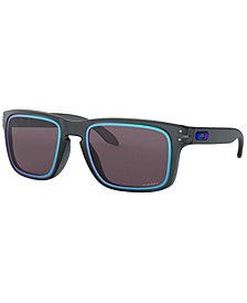 Oakley Men's Holbrook Sunglasses, OO9102 55