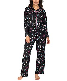 New Year's Party Pajama Set