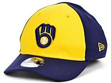 Milwaukee Brewers Junior Team Classic 39THIRTY Cap
