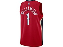 New Orleans Pelicans Men's Statement Swingman Jersey Zion Williamson