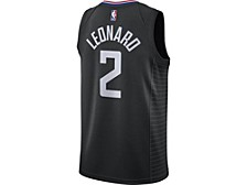 Los Angeles Clippers Men's Statement Swingman Jersey Kawhi Leonard
