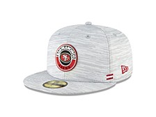 San Francisco 49ers On-field Sideline 59FIFTY Cap