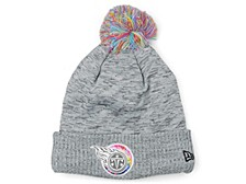 Tennessee Titans On-Field Crucial Catch Knit Cap