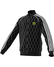 Big Boys 3 Stripes Jacket