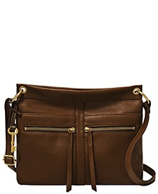 Women's Caitlyn Leather Crossbody