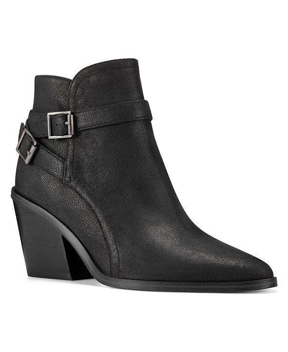 Nine West Women's Scala Western Booties