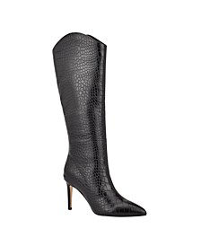 Women's Medium Erli Stiletto Dress Boots